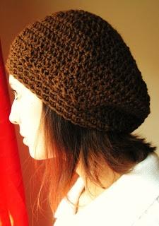 Free Crochet Patterns For Tam Hats : tofu crafts: Simple Tam Pattern Crochet Pinterest