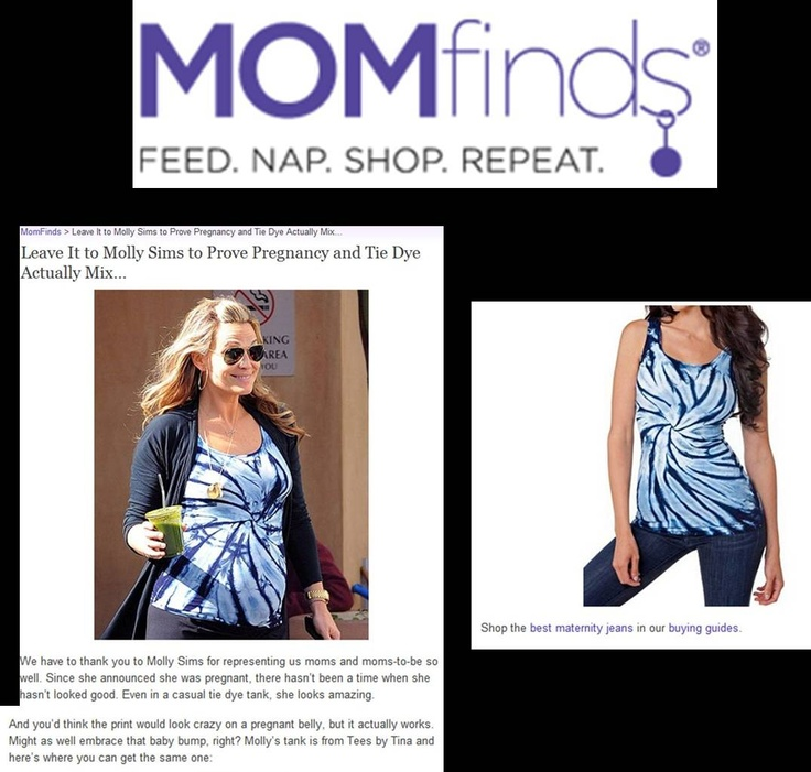 Tees by Tina featured in MOM finds.com
