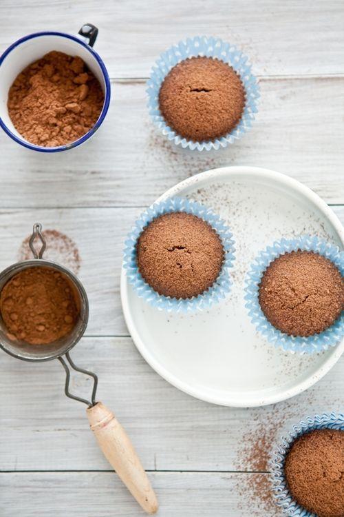 Chocolate Financiers | dessert | Pinterest