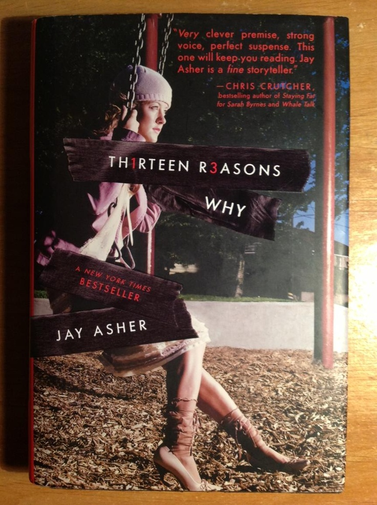 thirteen reasons why jay asher essay Answers to 60 short essay questions that require students to understand and interpret thirteen reasons why short answer questions for 13 reasons why thirteen reasons why short essay thirteen reasons why by jay asher.