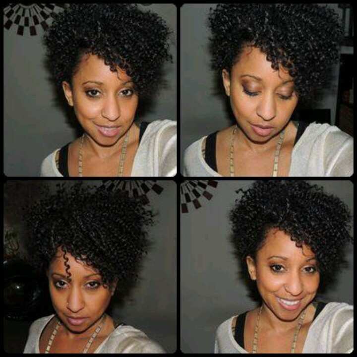 Crochet Hair Pixie Cut : Says its crochet braids? Oooh Crochet Braids! Pinterest