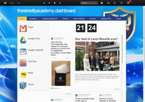 FrogOS – The School Dashboard. So it has reached the point where we ...