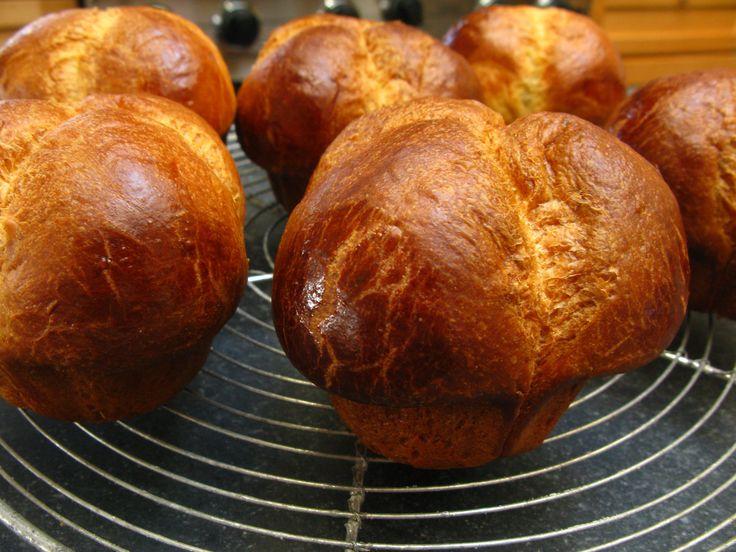 brioche recipe | Recipes - Breads | Pinterest