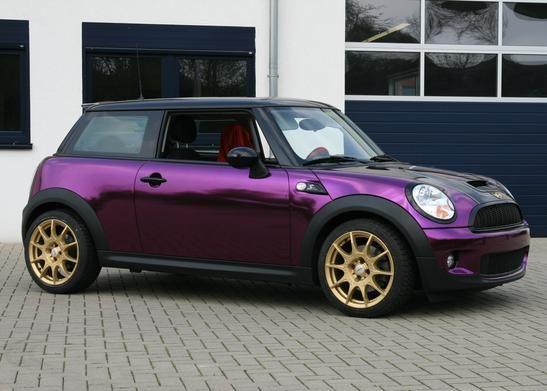Purple Paint Colors For My Car