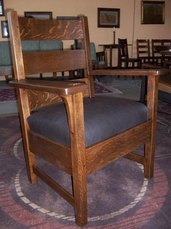 arts and crafts style chair   furniture   Pinterest