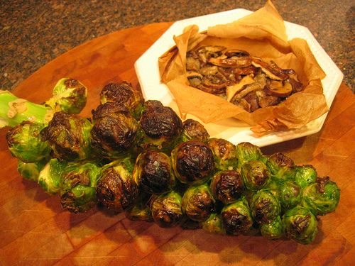 Shiitake Mushrooms And Brown Rice En Papillote Recipes — Dishmaps