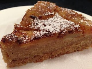 Apple & Cinnamon Upside Down Cake | Food - Biscuits and cakes | Pinte ...