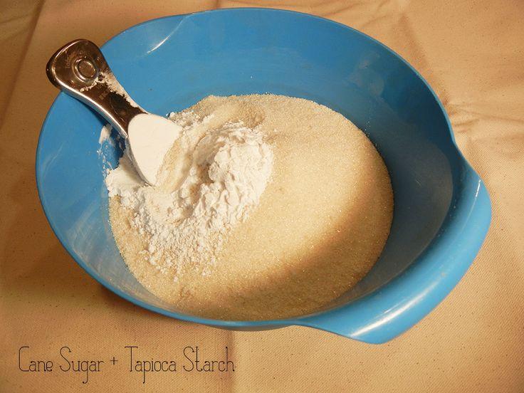 Homemade Powdered Sugar [Without Refined Sugar] [Vegan/Gluten Free ...