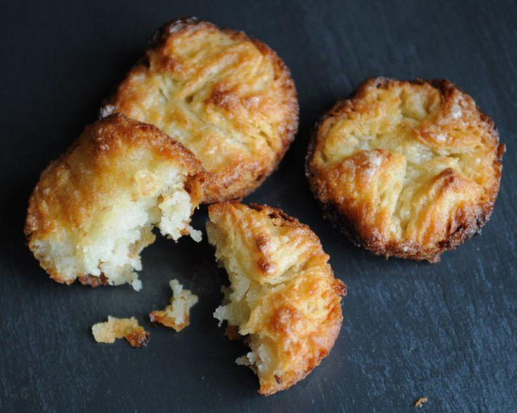 Kouign Amann pastries— potato chips are not dinner.
