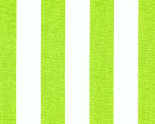 """TWO Curtain Panels, 25"""" x 84"""" - Lime Green and White Stripes on Etsy ..."""
