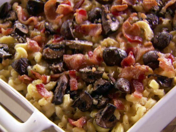 Fancy Mac and Cheese Recipe : Ree Drummond : Food Network -The Pioneer ...