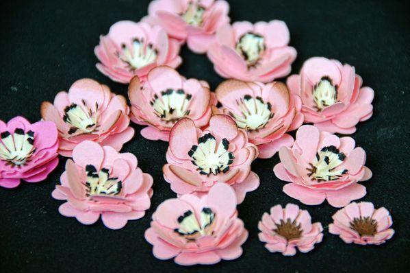 Paper flower tutorial handmade flowers 1of2 pinterest for Handmade paper flowers tutorial