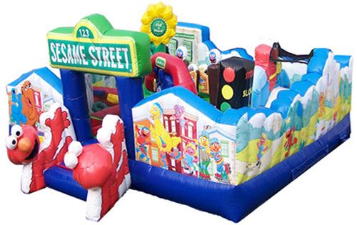 Ideas for children's birthday parties - Sesame Street Toddler ...