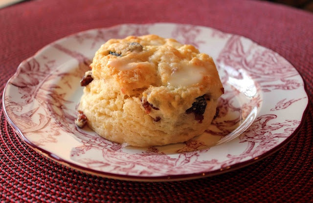 Cranberry Orange Scones | desserts | Pinterest