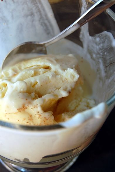 Eggnog Ice Cream, This Rich Nutmeg Custard is great any time of year ...