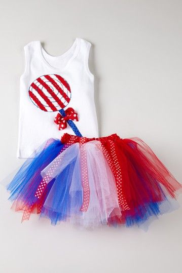 july 4th baby girl clothes