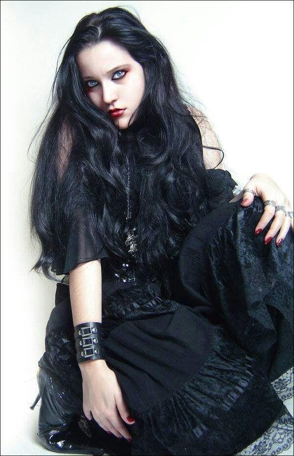 Goth girl   Dark & Strange   Pinterest