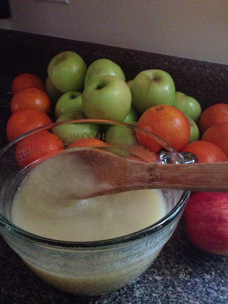 Plum Applesauce Recipe — Dishmaps