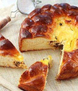 Romanian Easter Bread | Breads, Rolls, Buns, Scones, doughs...Etc ...