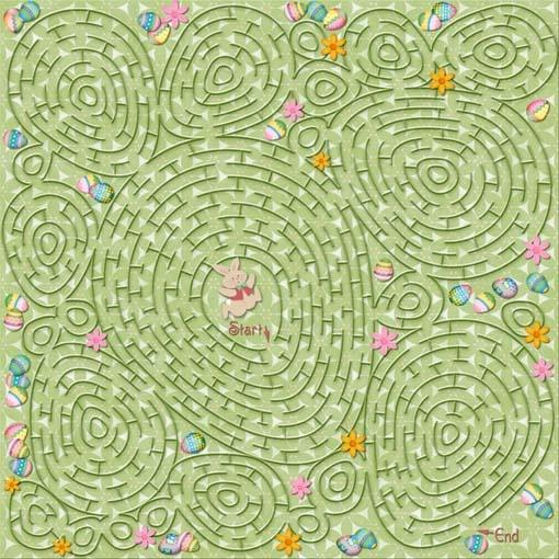 Egg Maze   Easter   Pinterest