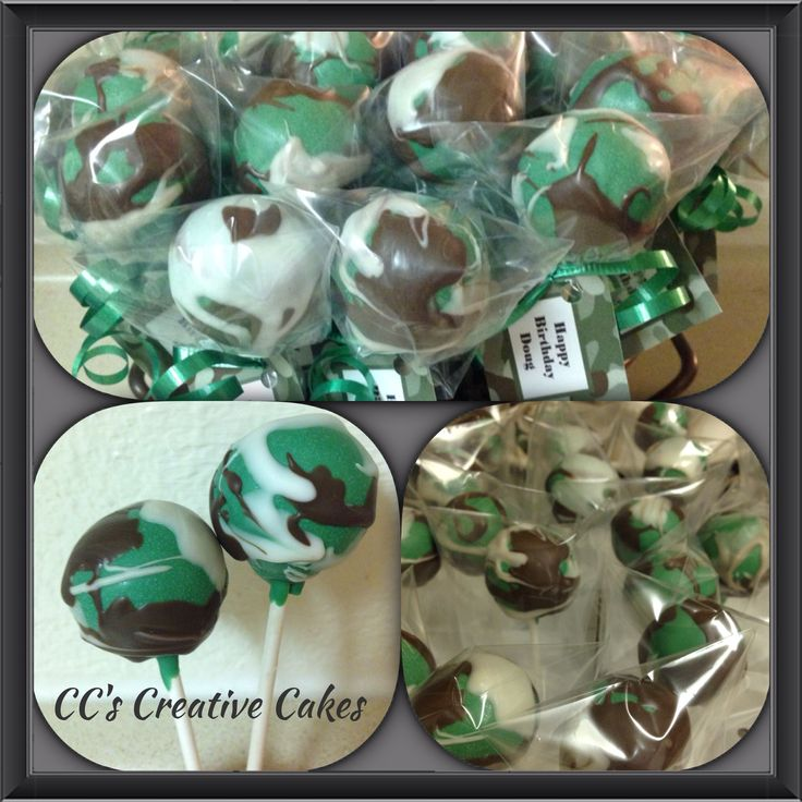 Cake Pops And More