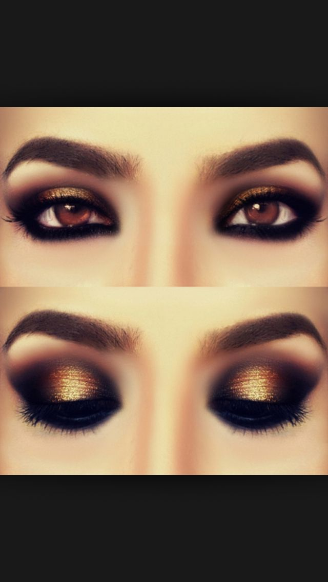Emo/scene makeup | Emo...