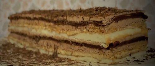 Twelve-Layer Mocha Cake | Yummy Baked Goods | Pinterest