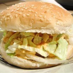 Best Burger Sauce Allrecipes.com | Recipes | Pinterest