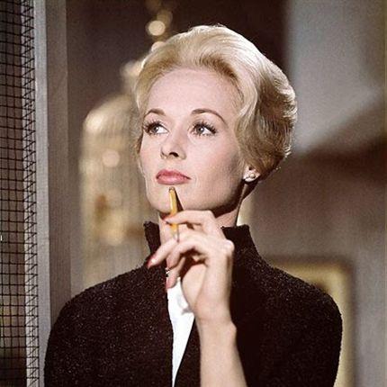 Hitchcock Blondes: Cool, Platinum, and Daring