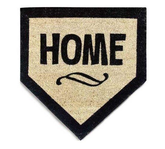 Home Plate Doormat : Wantist