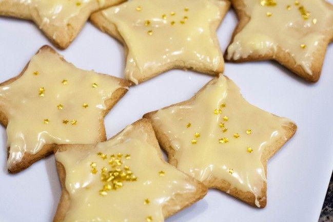 Swedish Orange Cardamom Cookies, #NYE, #allthatglitters, # ...
