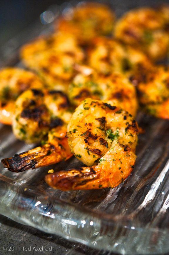 Lemon-Ginger Marinated Shrimp | Yummy Yums | Pinterest