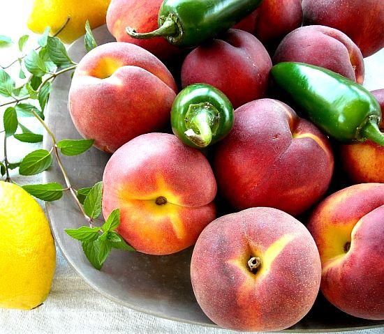 Peach and Jalapeño Pepper Jam | Recipe