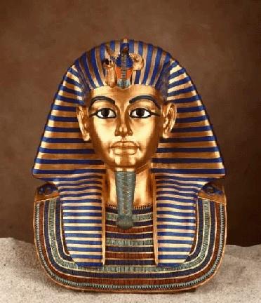 Gold Mask of King Tut