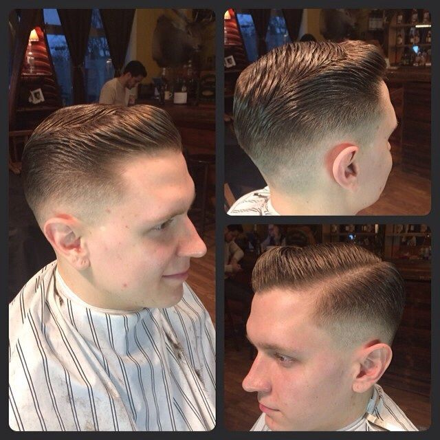 how to make pomade hairstyle