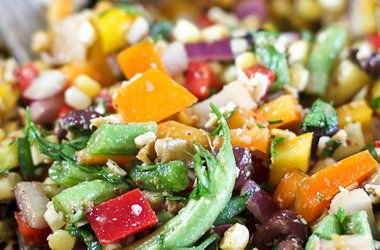 Full Spectrum Veggie Salad | Healthy Bites | Pinterest