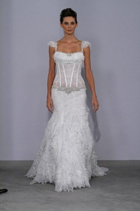 pnina tornai wedding dress corset bodice down the road