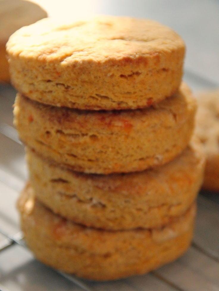 Sweet Potato Biscuits. Hopefully this recipe works!! Mine never turn ...