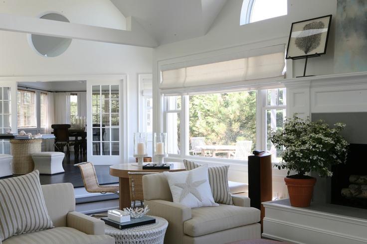 Large Window Treatments 2017 Grasscloth Wallpaper