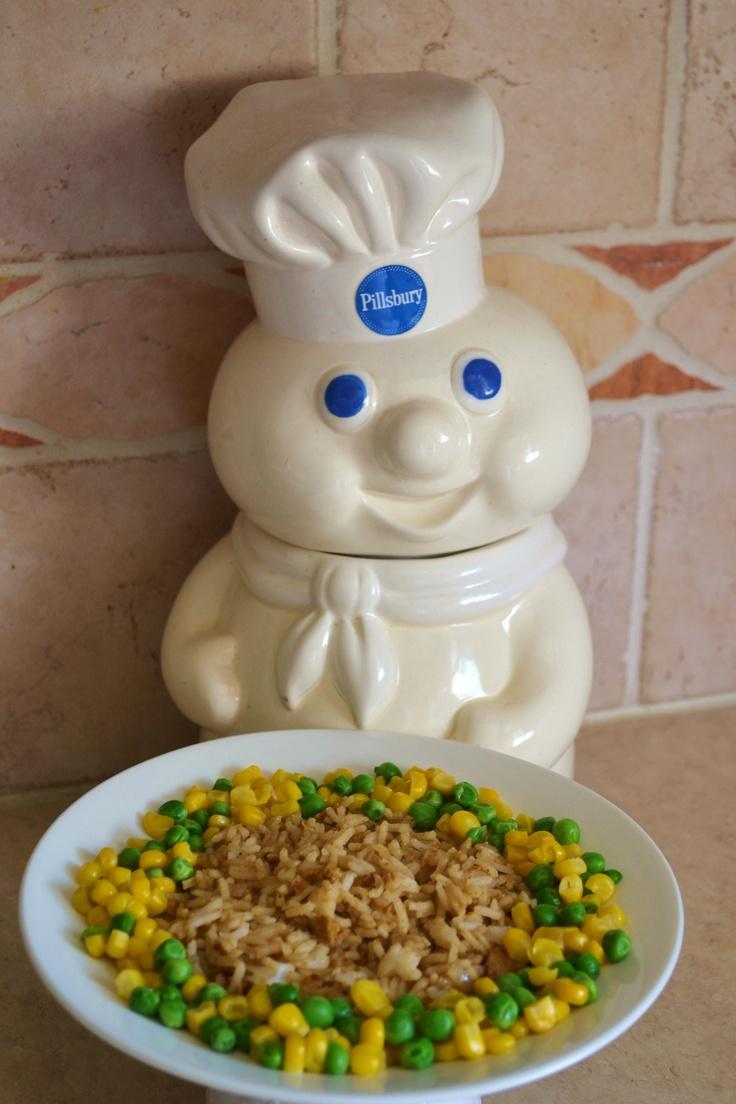 Vegan Dirty Rice (via Hyphenbird) :)