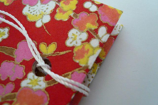 origami gift bag