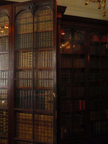Hidden room at Vizcaya Museum & Gardens in Miami, Florida