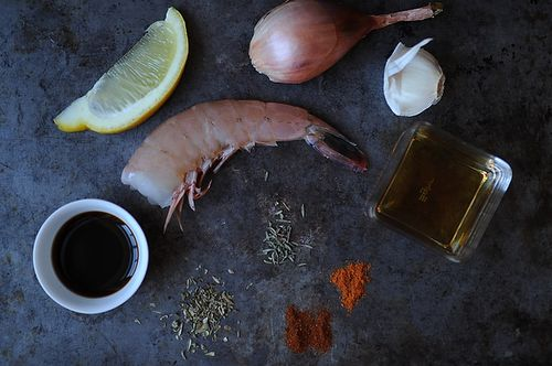 Flamin' Cajun Shrimp | Recipe