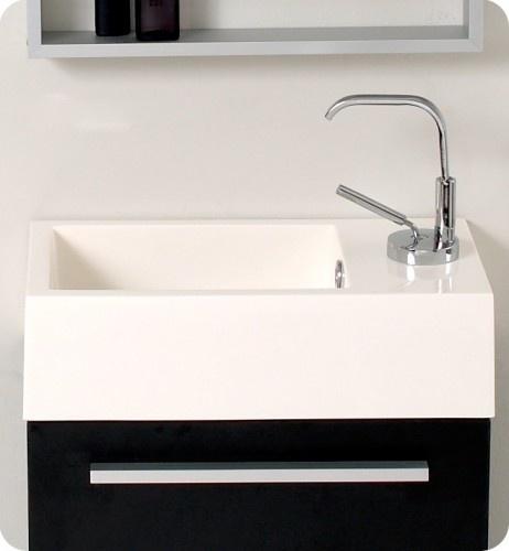 Low Profile Bathroom Sink : similar to Ikea vanity Bathroom Sinks LOW PROFILE Pinterest