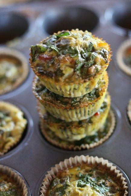 Southwestern Omelet Muffins