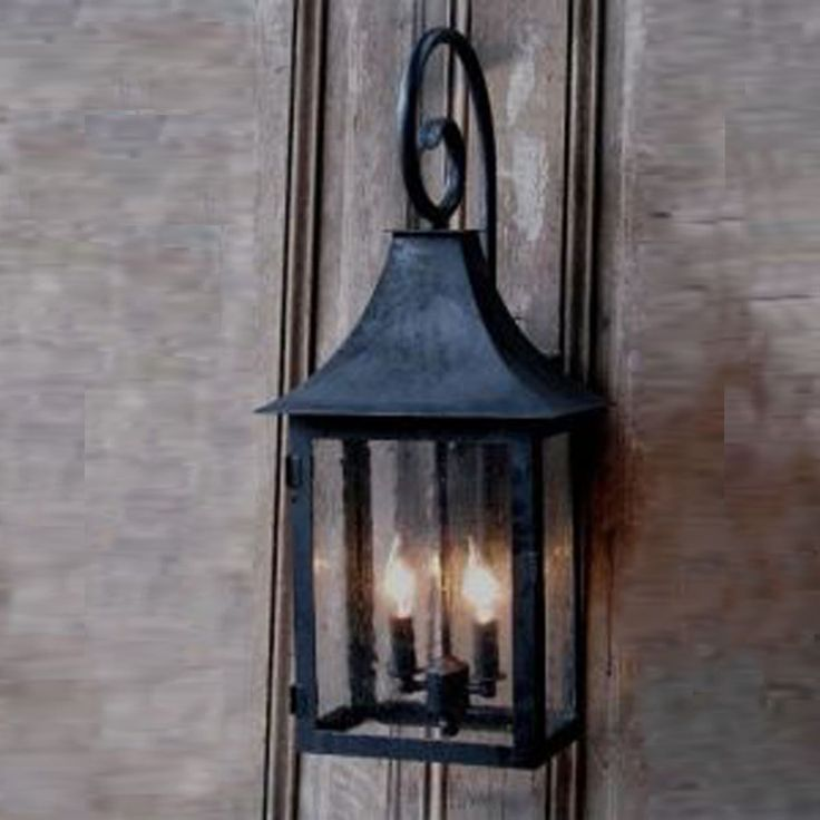 Lantern Wall Sconces Indoor : Pin by Cami Waller on ideas for the house Pinterest