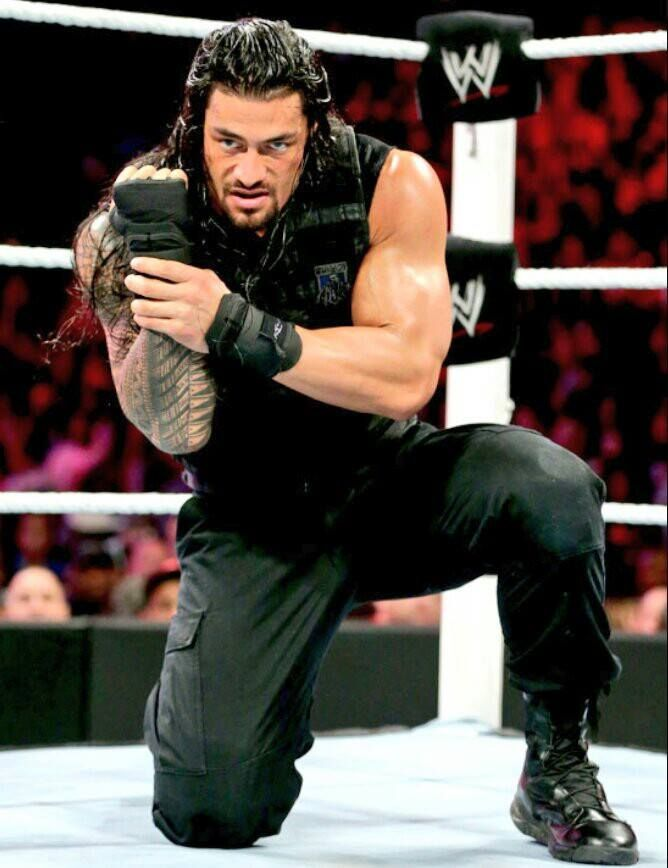 Top 10 Superman Punches Roman Reigns Tune pk