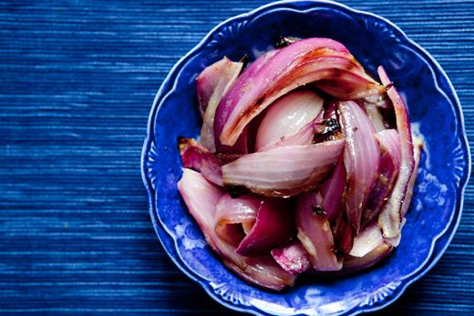 Grilled Onion Salad | Recipe