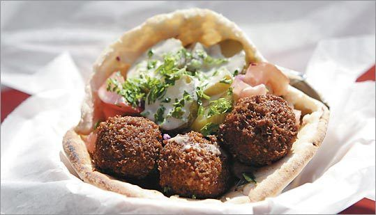 Israeli Falafel | Recipes I Want to Try Someday | Pinterest