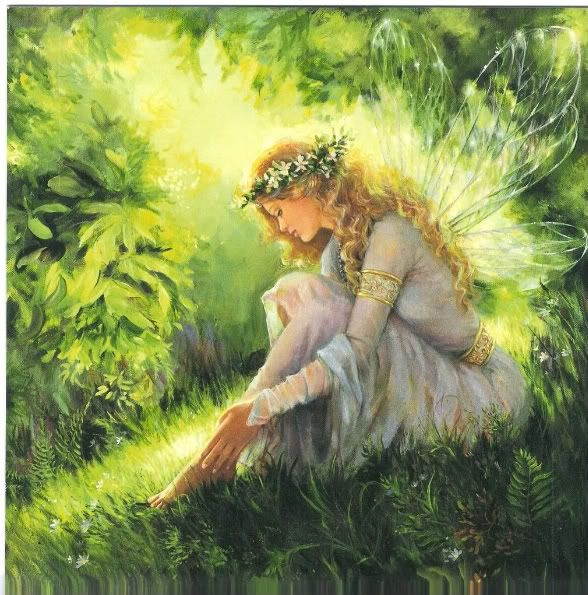 Summer fairy | Things for My Wall | Pinterest
